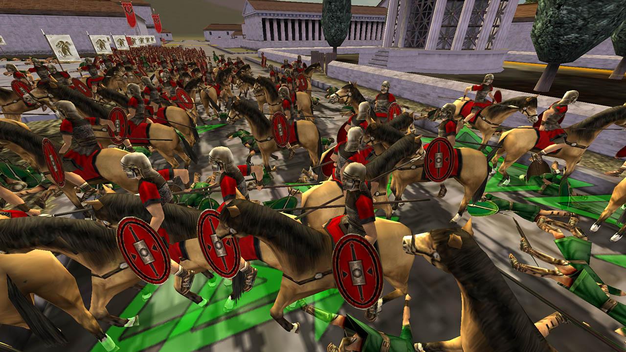 Rome Total War Mobiel | Pixel Vault