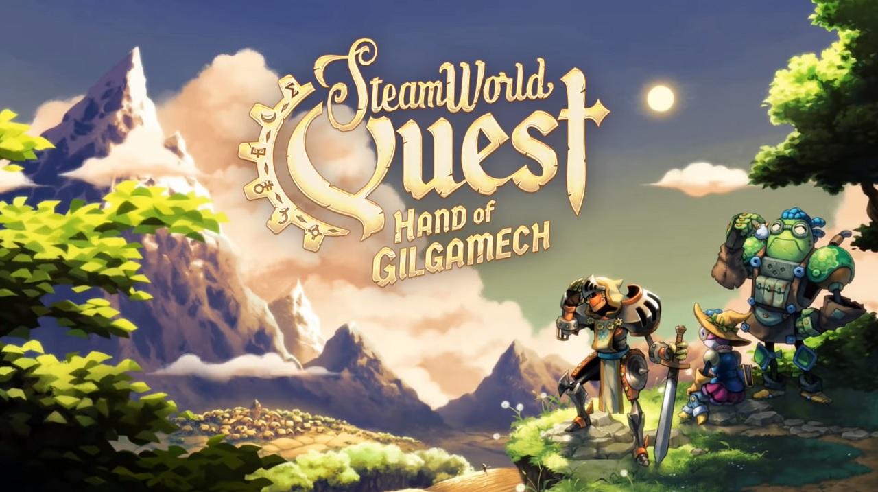 SteamWorld Quest | Pixel Vault