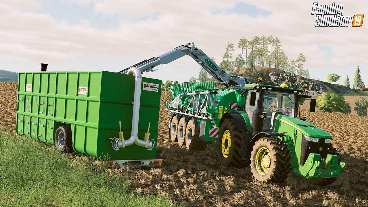 Farming Simulator 19 | Pixel Vault