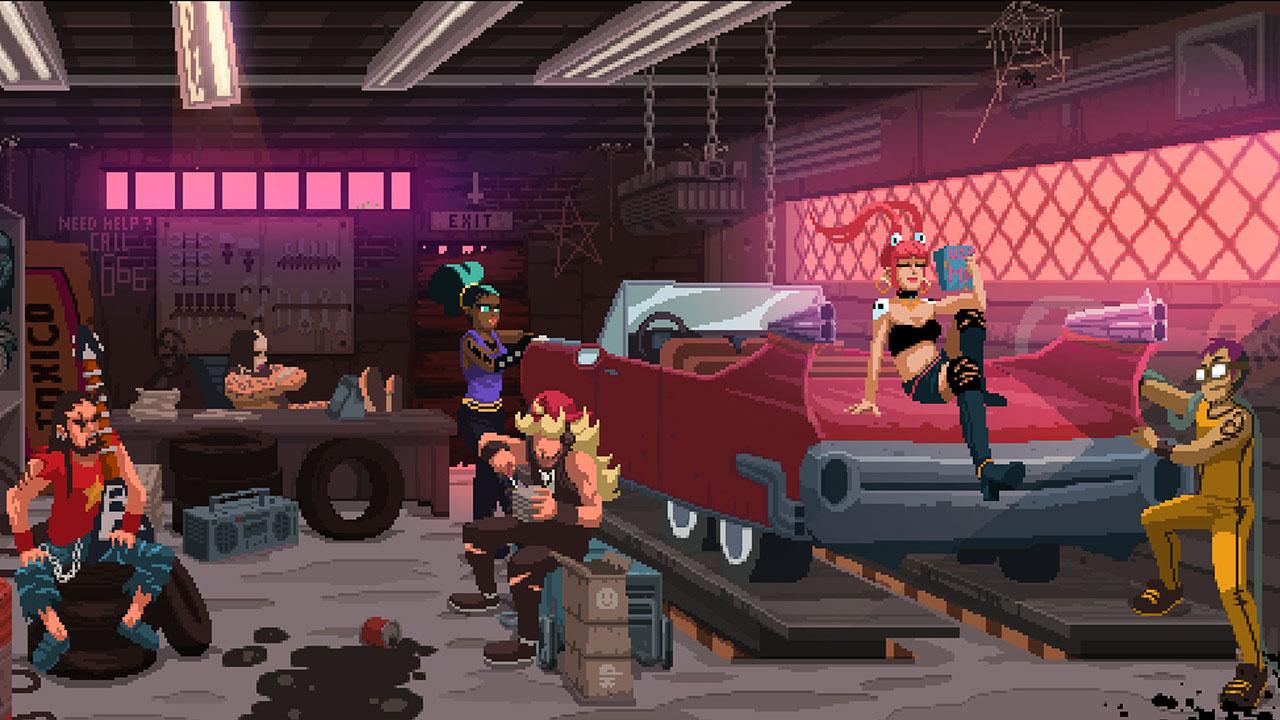 Double Kick Heroes | Pixel Vault