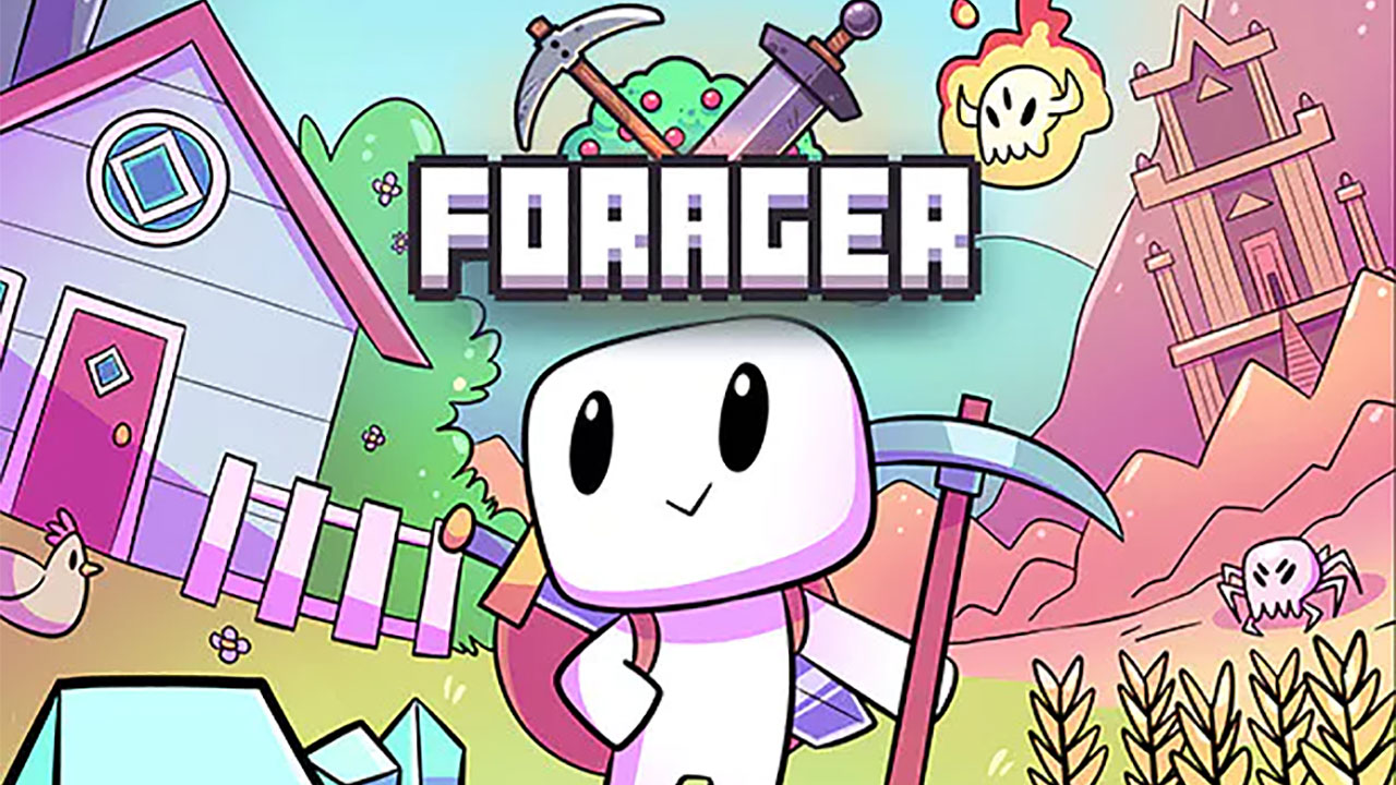 Forager | Pixel Vault