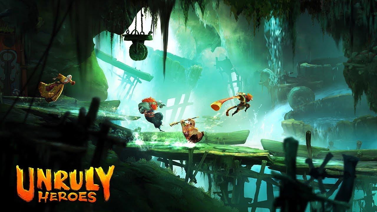 Unruly Heroes | Pixel Vault