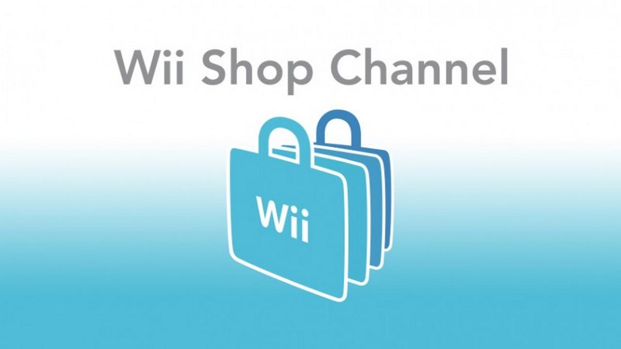 Wii Shop Channel | Pixel Vault