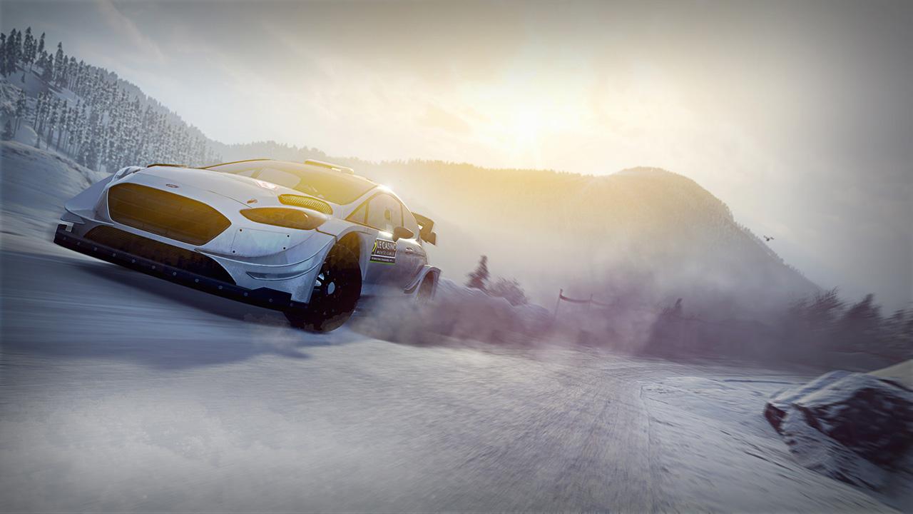 WRC 8   Pixel Vault
