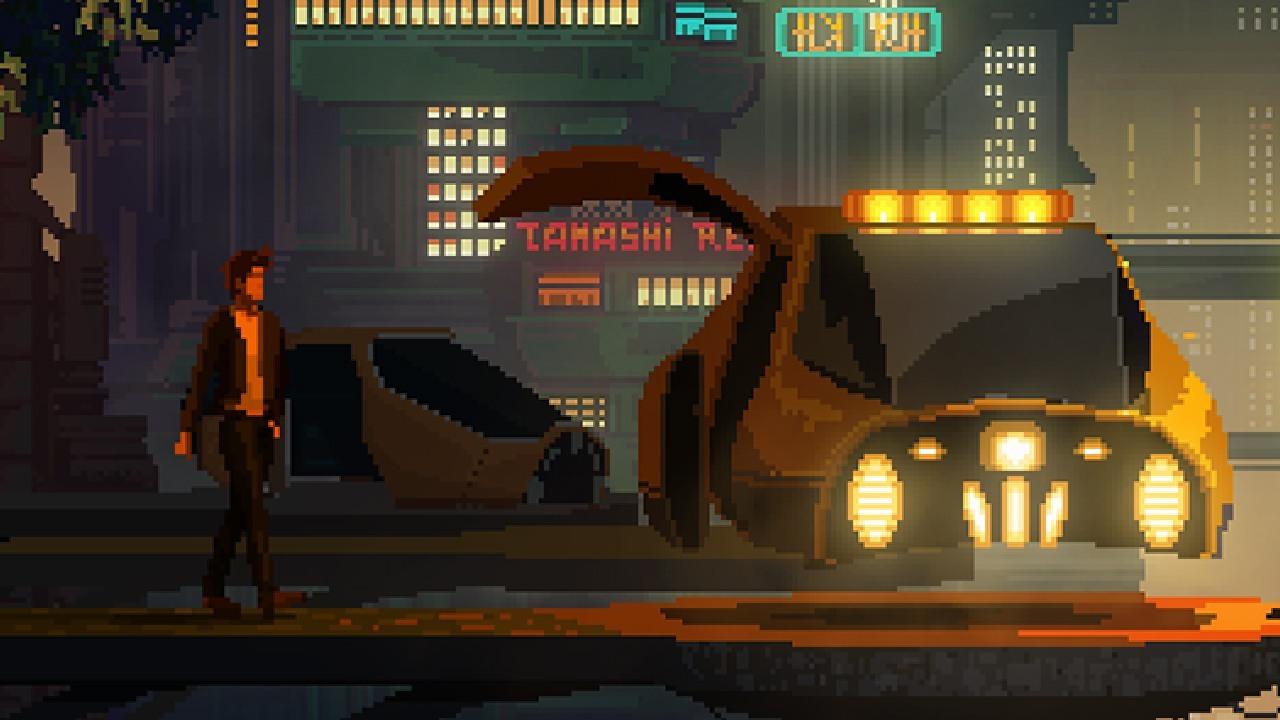 The Last Night | Pixel Vault