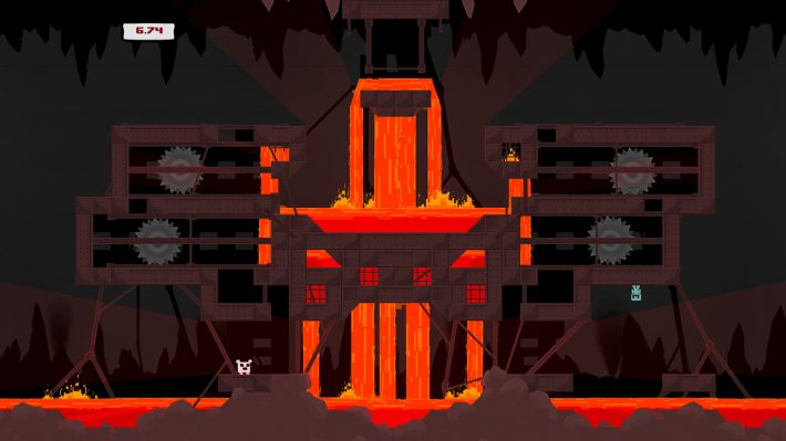Super Meat Boy | Pixel Vault