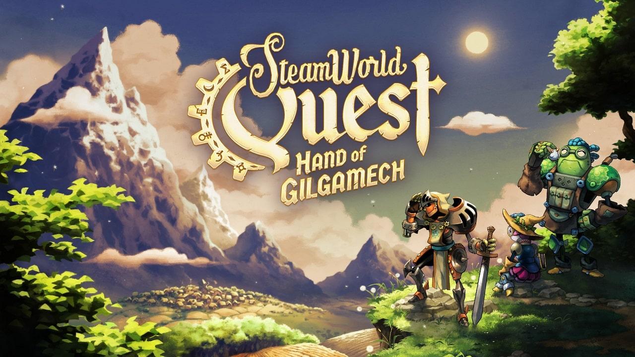 SteamWorld Quest: Hand of Gilgamech | Pixel Vault