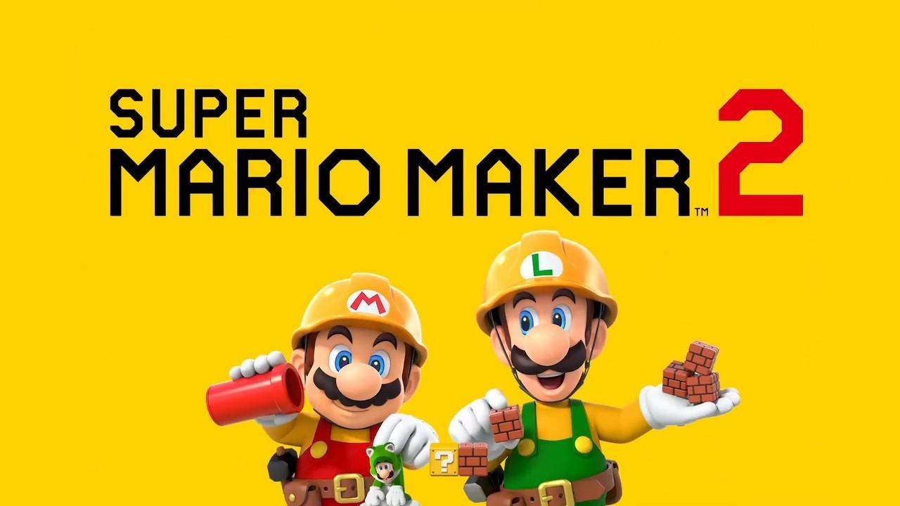 Super Mario Maker 2   Pixel Vault