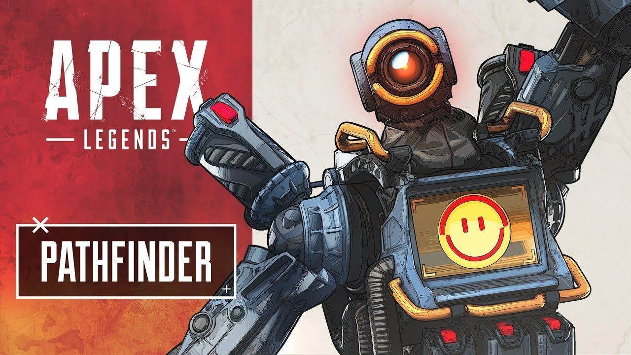Apex- Legends Pathfinder