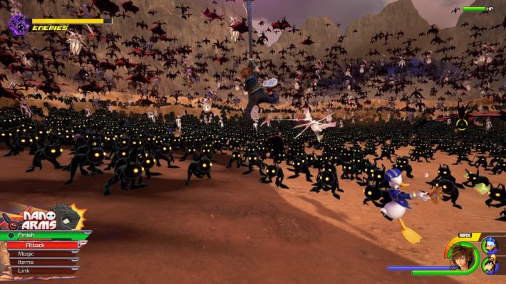 Kingdom Hearts 3 | Pixel Vault