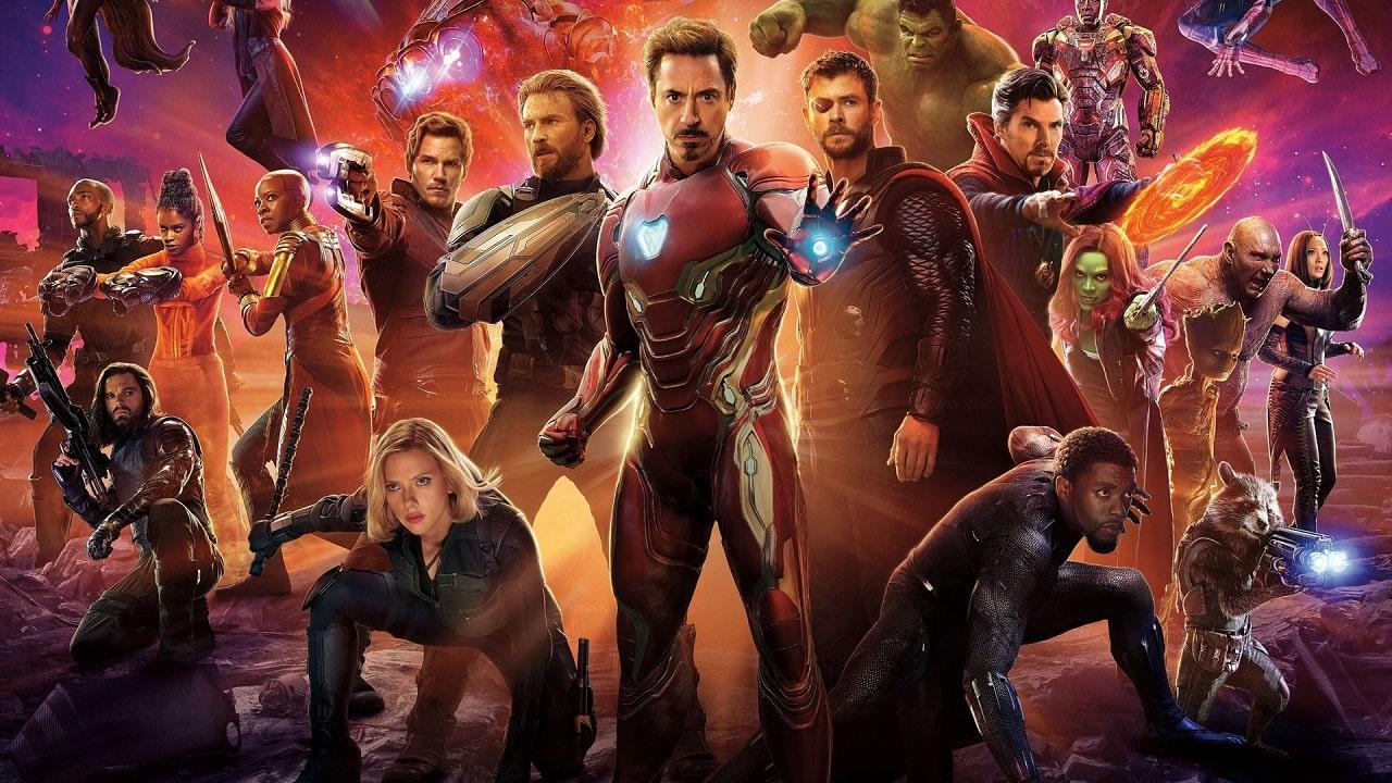 Avengers Endgame | Pixel Vault