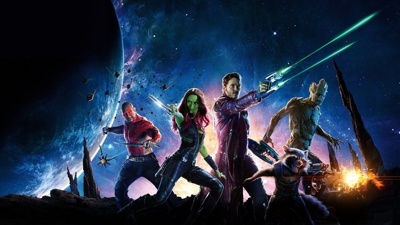 Guardians of the Galaxy | Pixel Vault