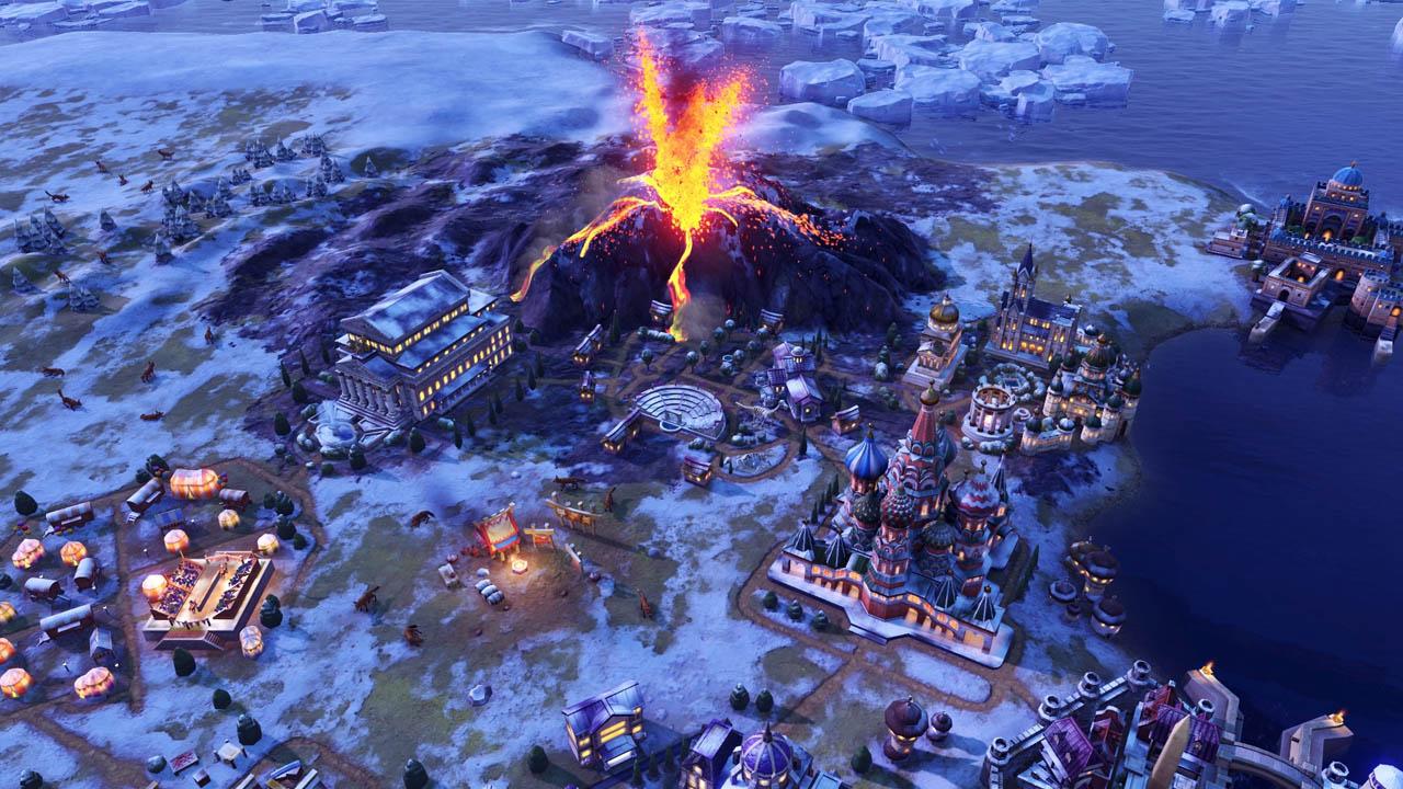 Civilization 6: Gathering Storm   Pixel Vault