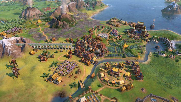 Civilization 6: Gathering Storm | Pixel Vault