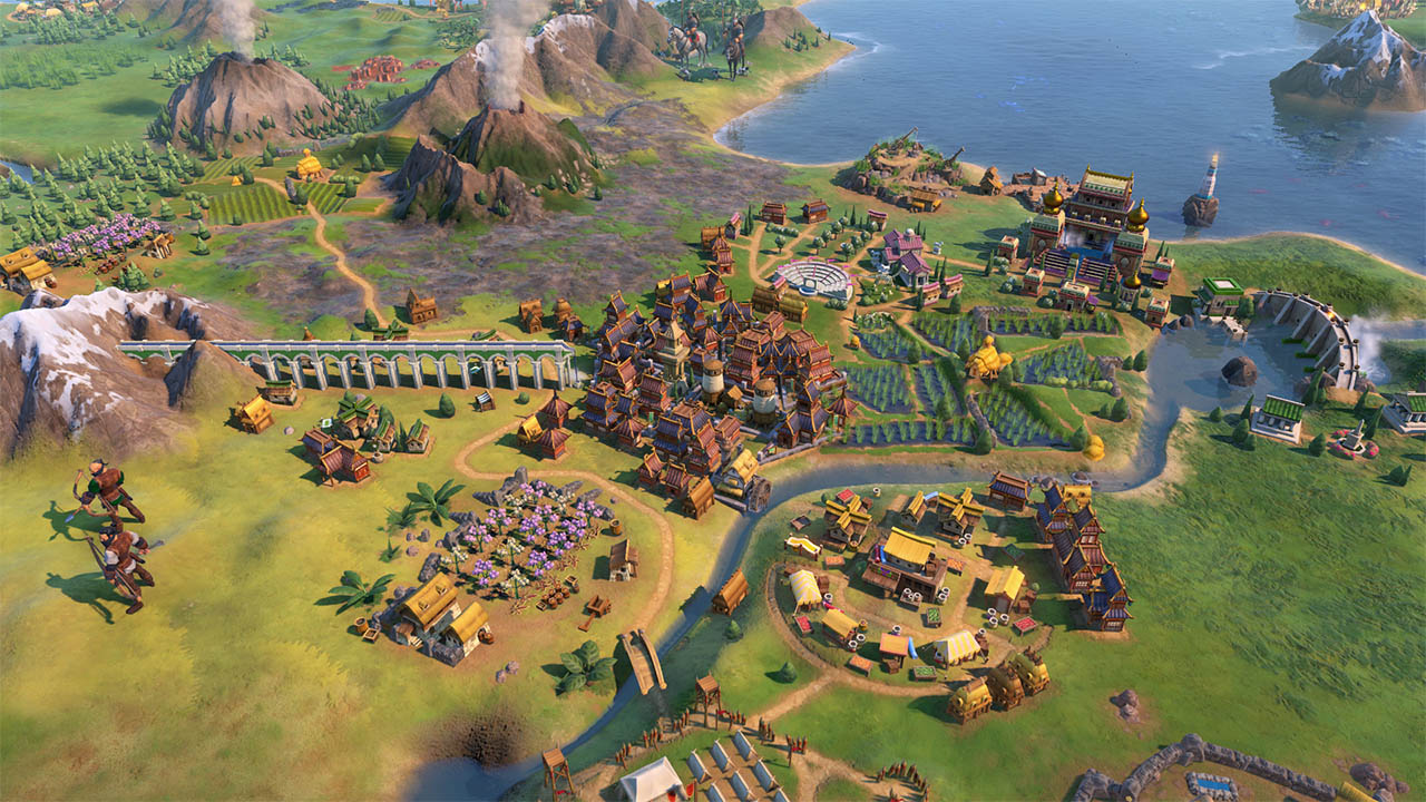 Civilization 6: Gathering Storm | Pixel Vault