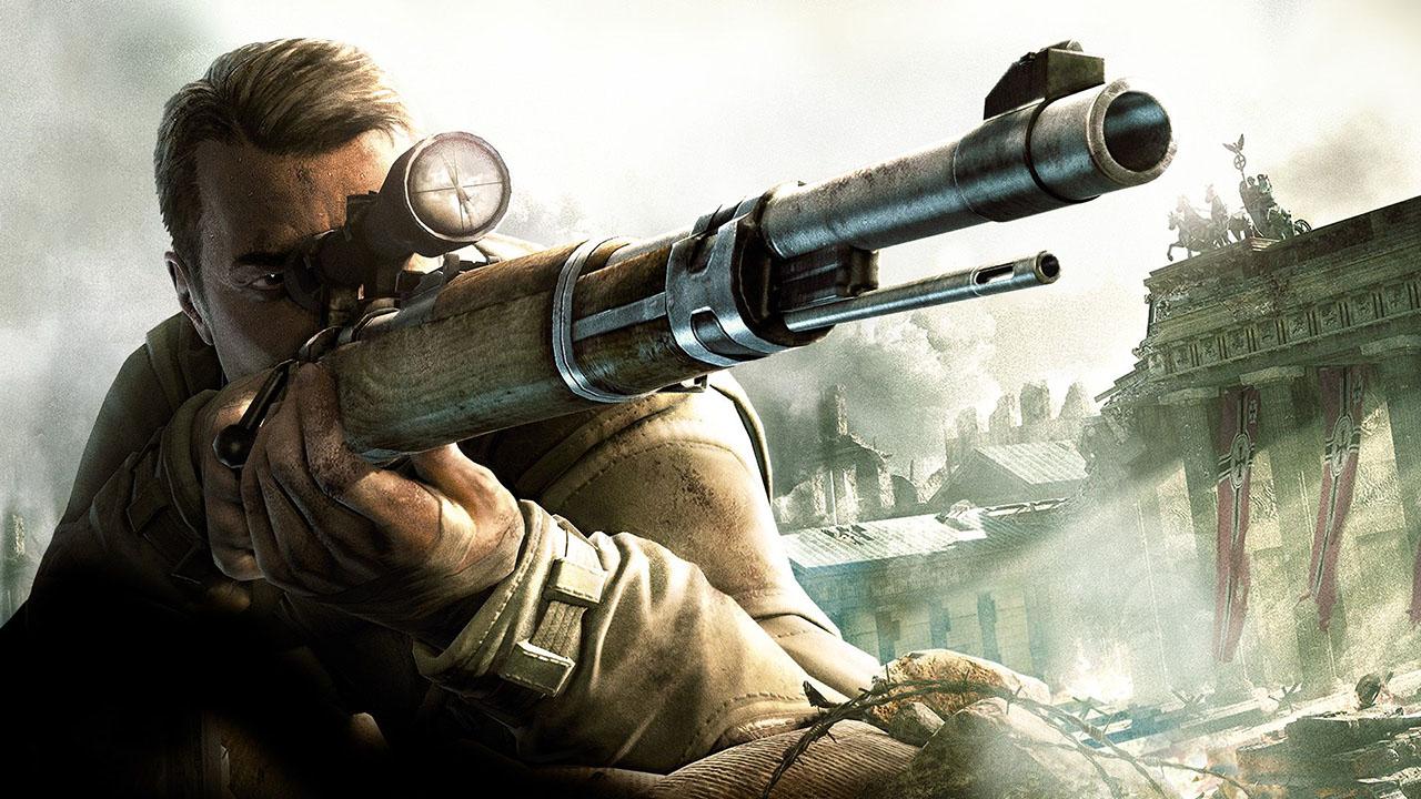 Sniper Elite | Pixel Vault