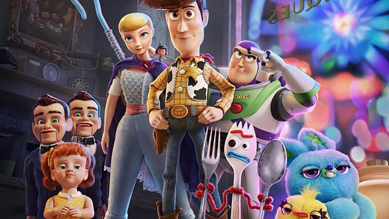 Toy Story | Pixel Vault