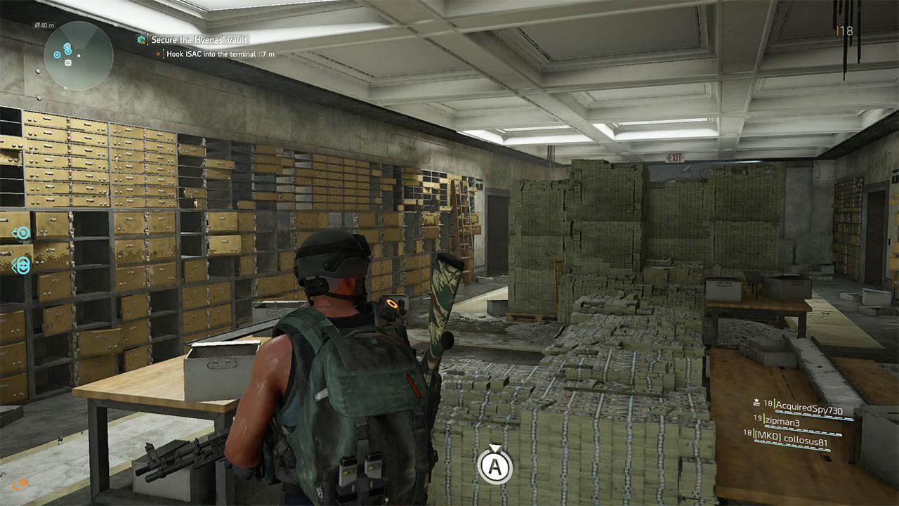 The Division 2 | Pixel Vault