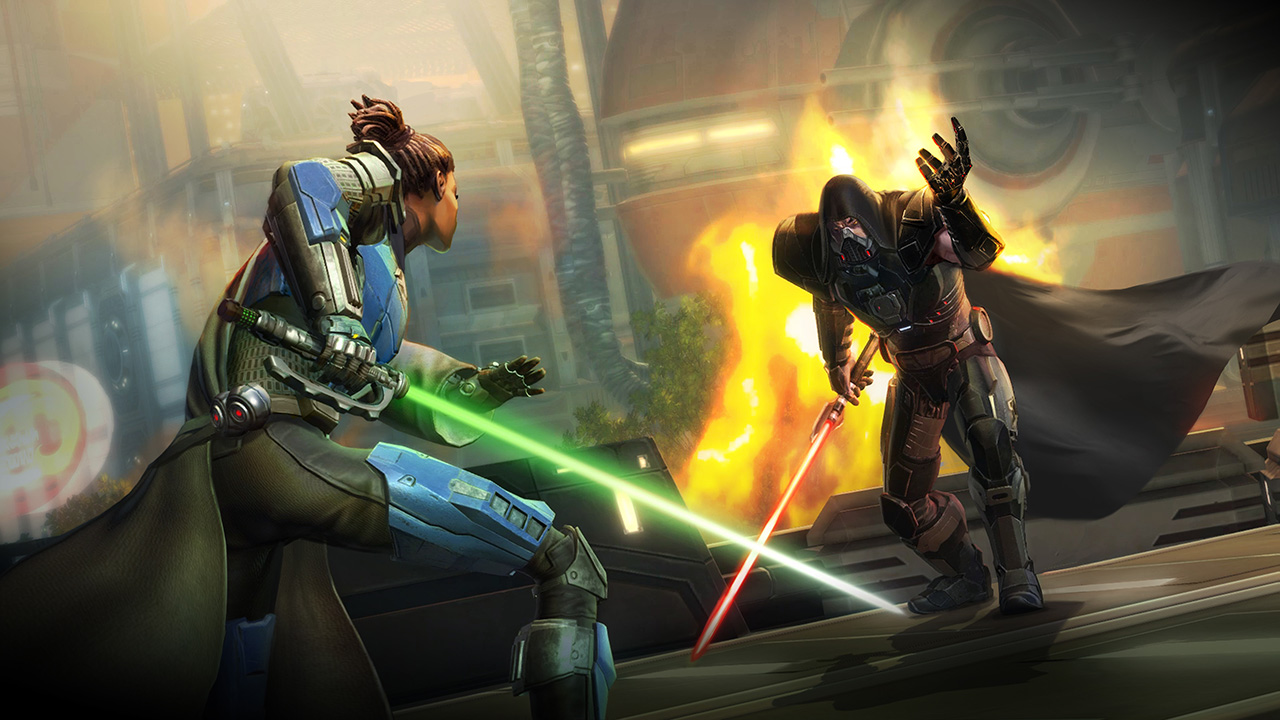 Star Wars: The Old Republic | Pixel Vault