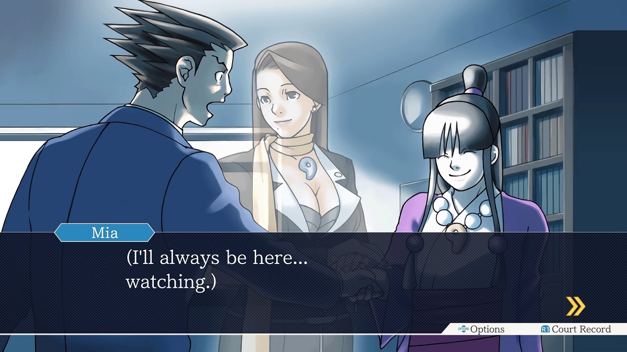 Phoenix Wright: Ace Attorney Trilogy | Pixel Vault