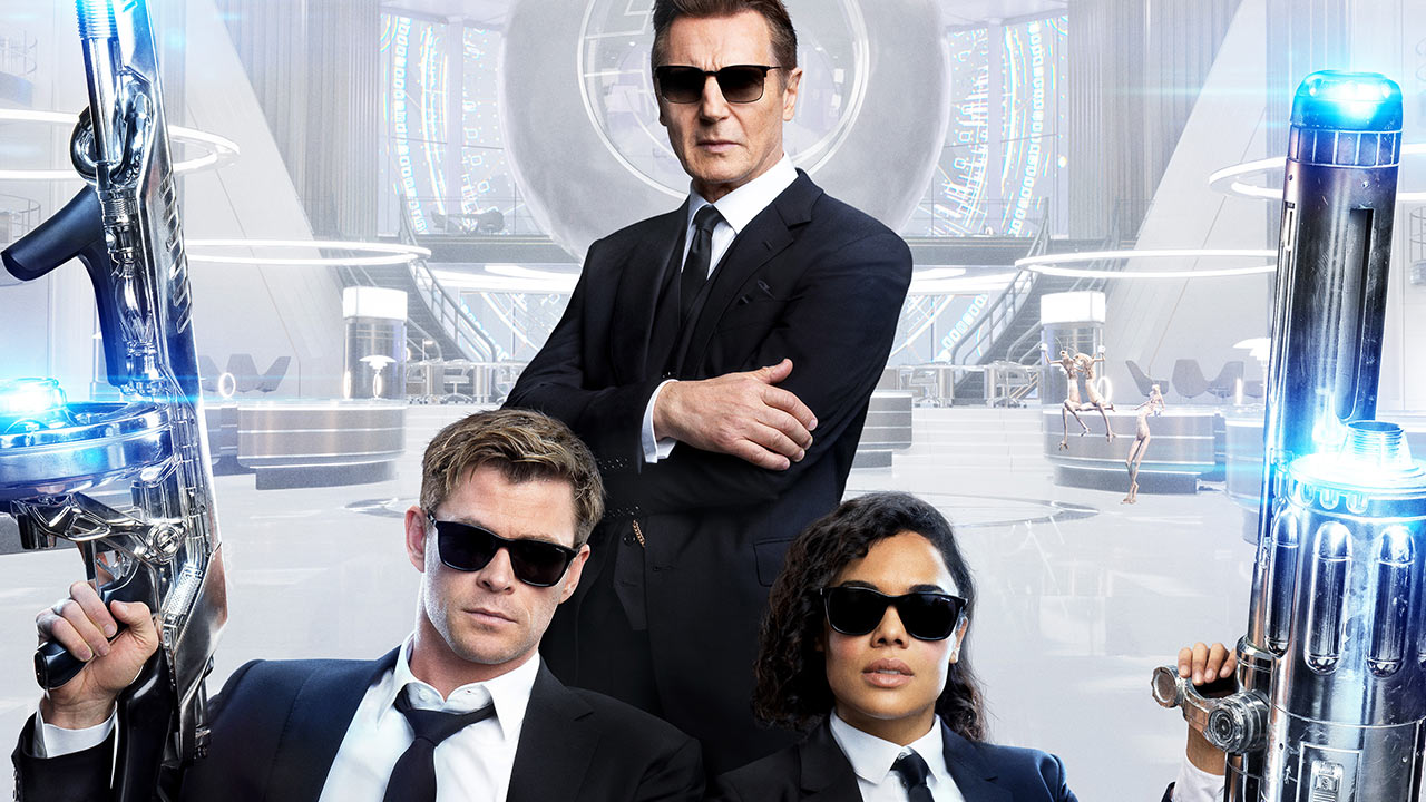 Men in Black: International | Pixel Vault