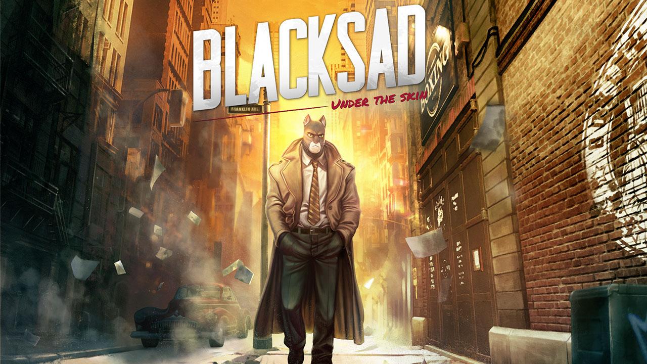 Blacksad: Under the Skin | Pixel Vault