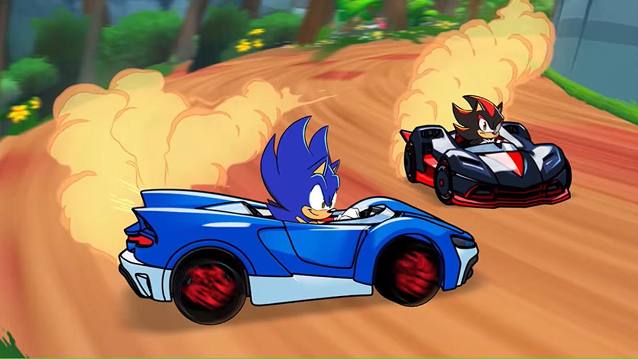Sonic Team Racing   Pixel Vault