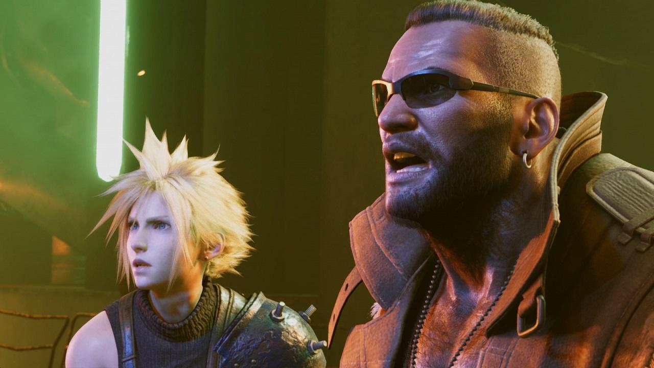 Final Fantasy VII Remake | Pixel Vault