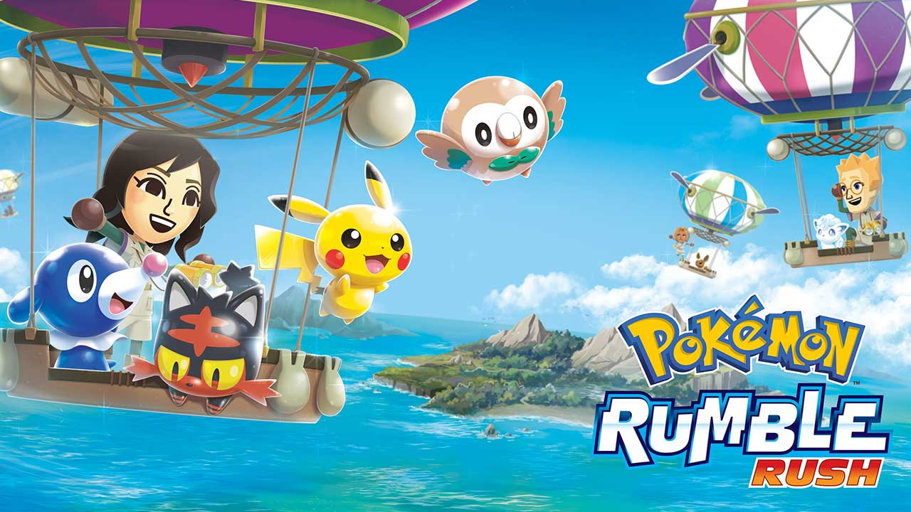 Pokémon Rumble Rush | Pixel Vault