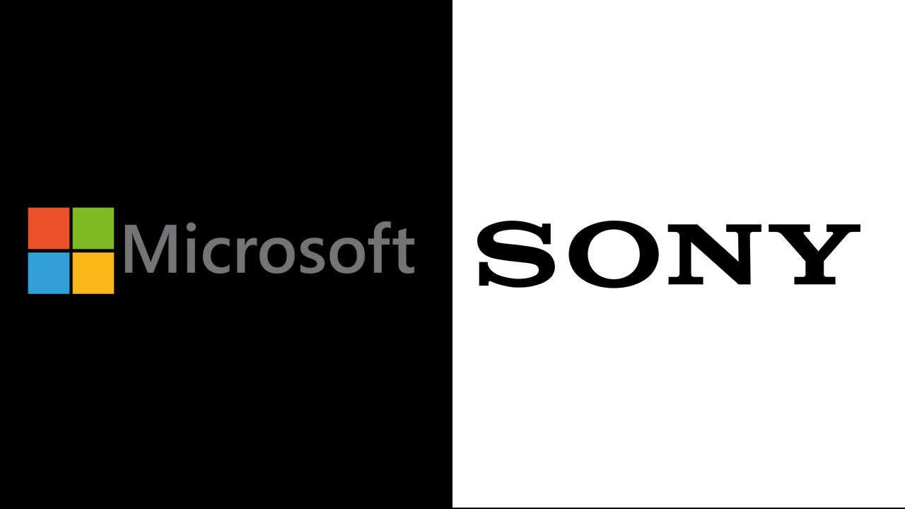 Sony en Microsoft | Pixel Vault