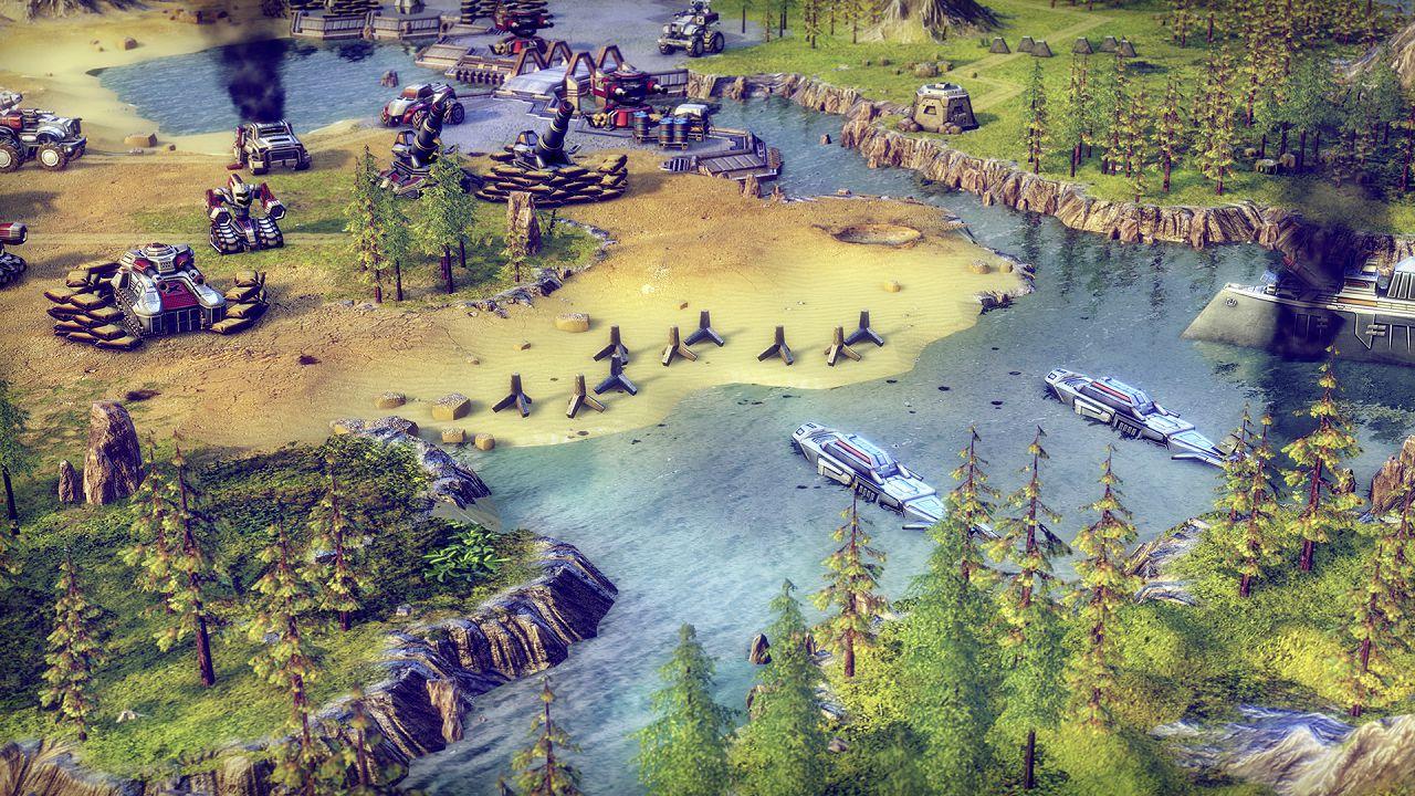Battle Worlds: Kronos | Pixel Vault