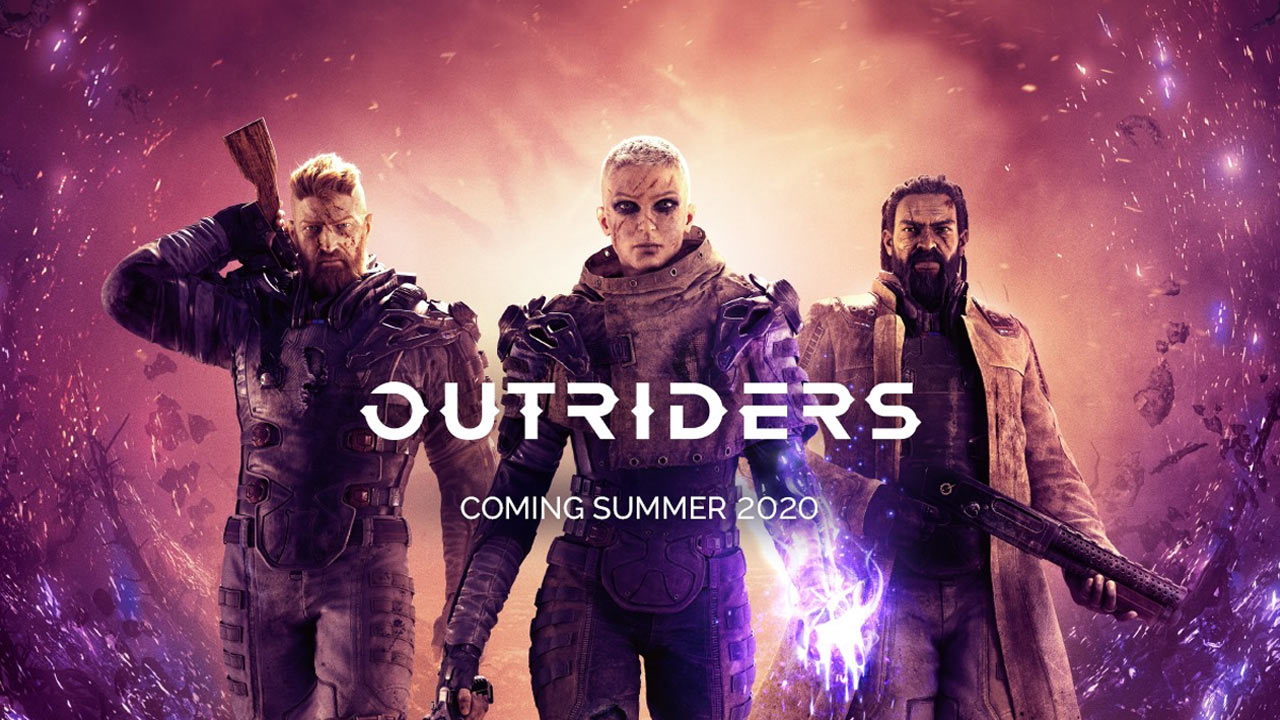 Outriders | Pixel Vault