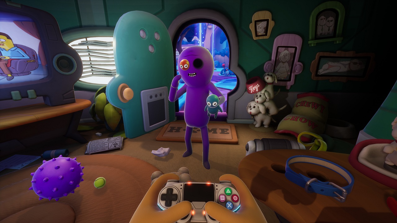 Trover Saves the Universe | Pixel Vault