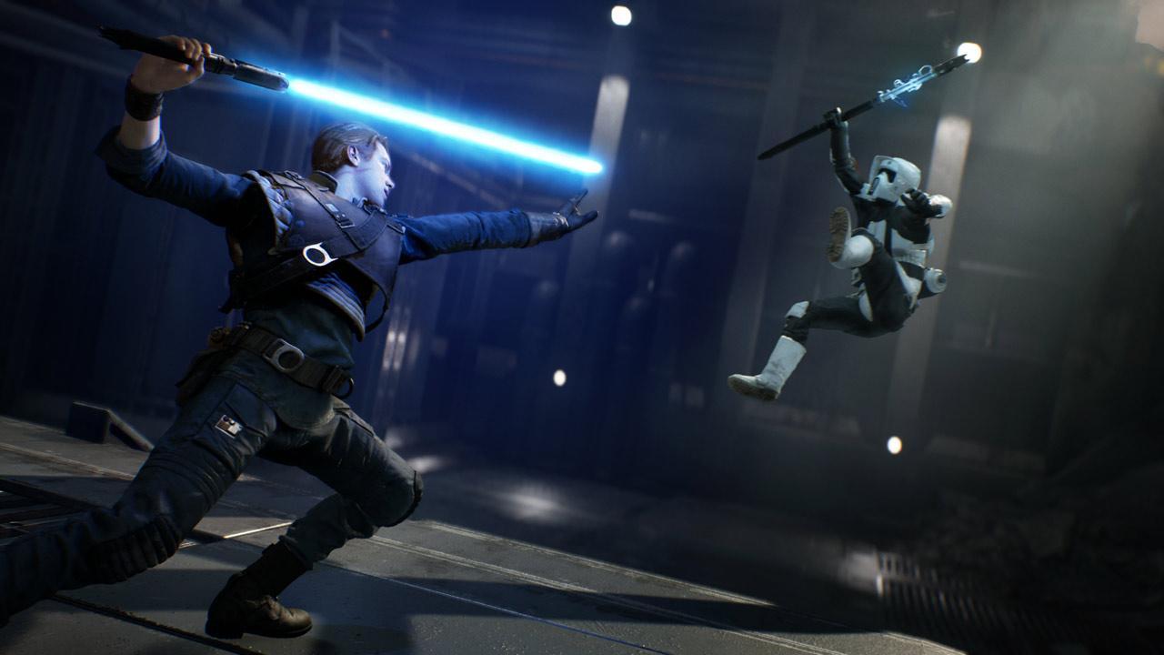 Jedi Falen Order | Pixel Vault