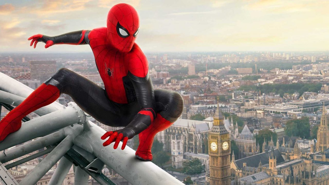 Spider-Man: Far From Home | Pixel Vault