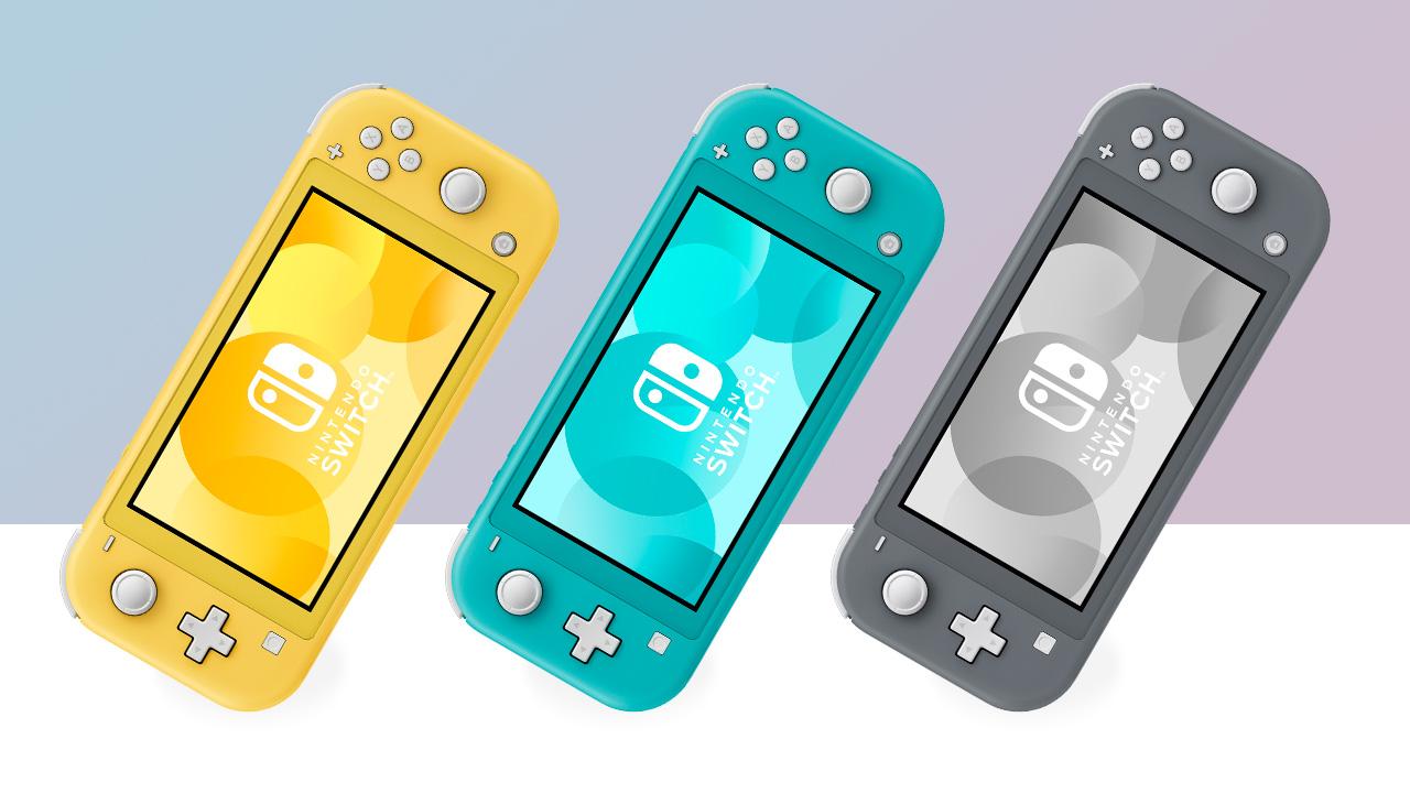 Nintendo Switch Lite | Pixel Vault
