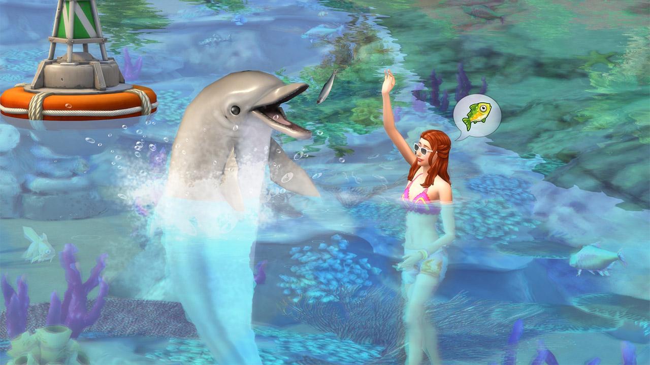 De Sims 4 Eilandleven
