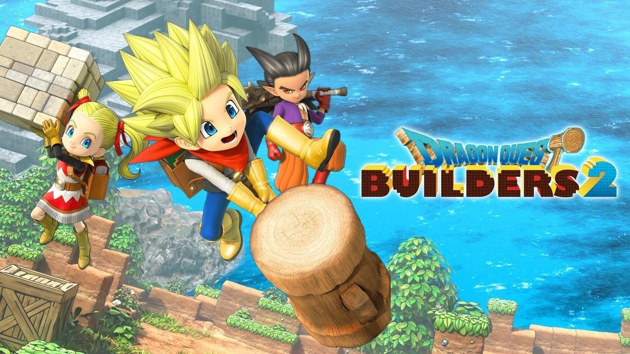 Dragon Quest Builders 2 | Pixel Vault
