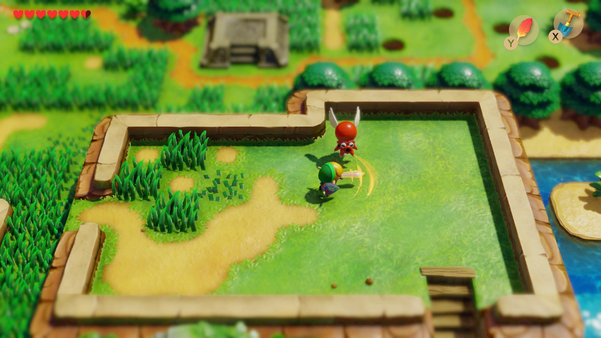 The Legend of Zelda: Link's Awakening (2019) | Pixel Vault