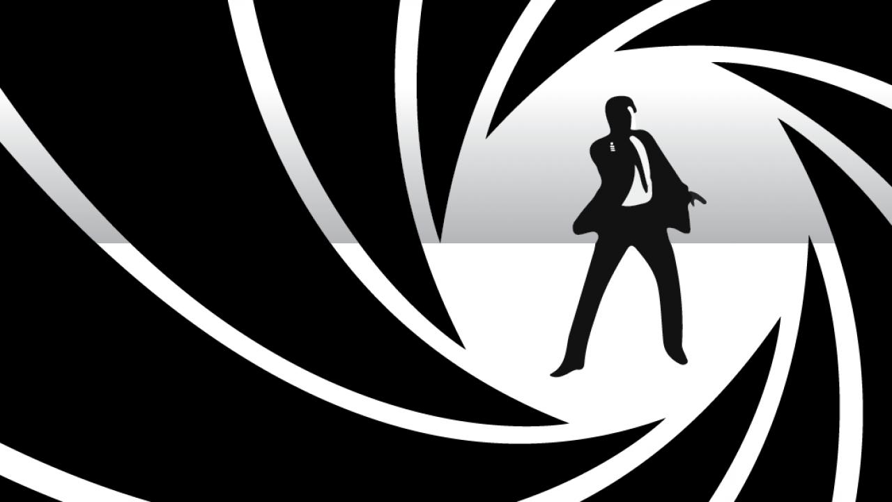 James Bond | Pixel Vault