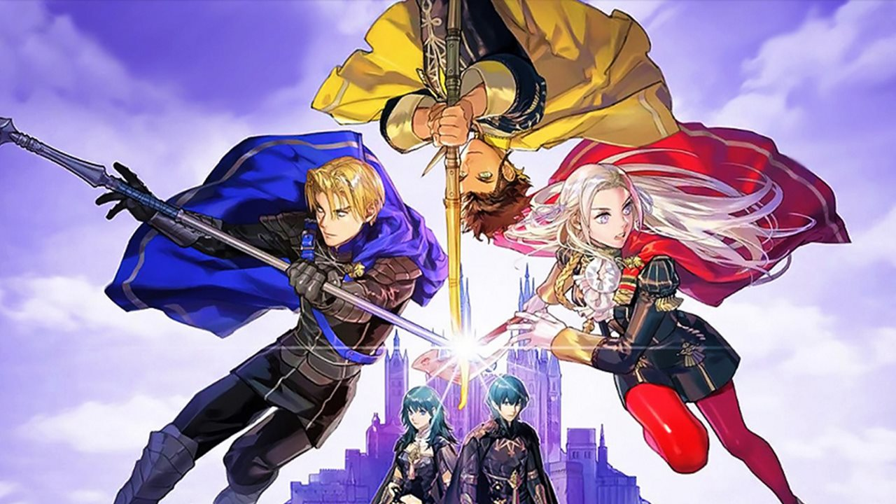 Fire Emblem: Three Houses | Pixel Vault