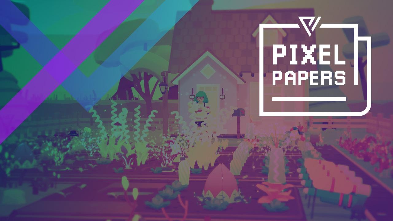 Pixel Papers | Pixel Vault