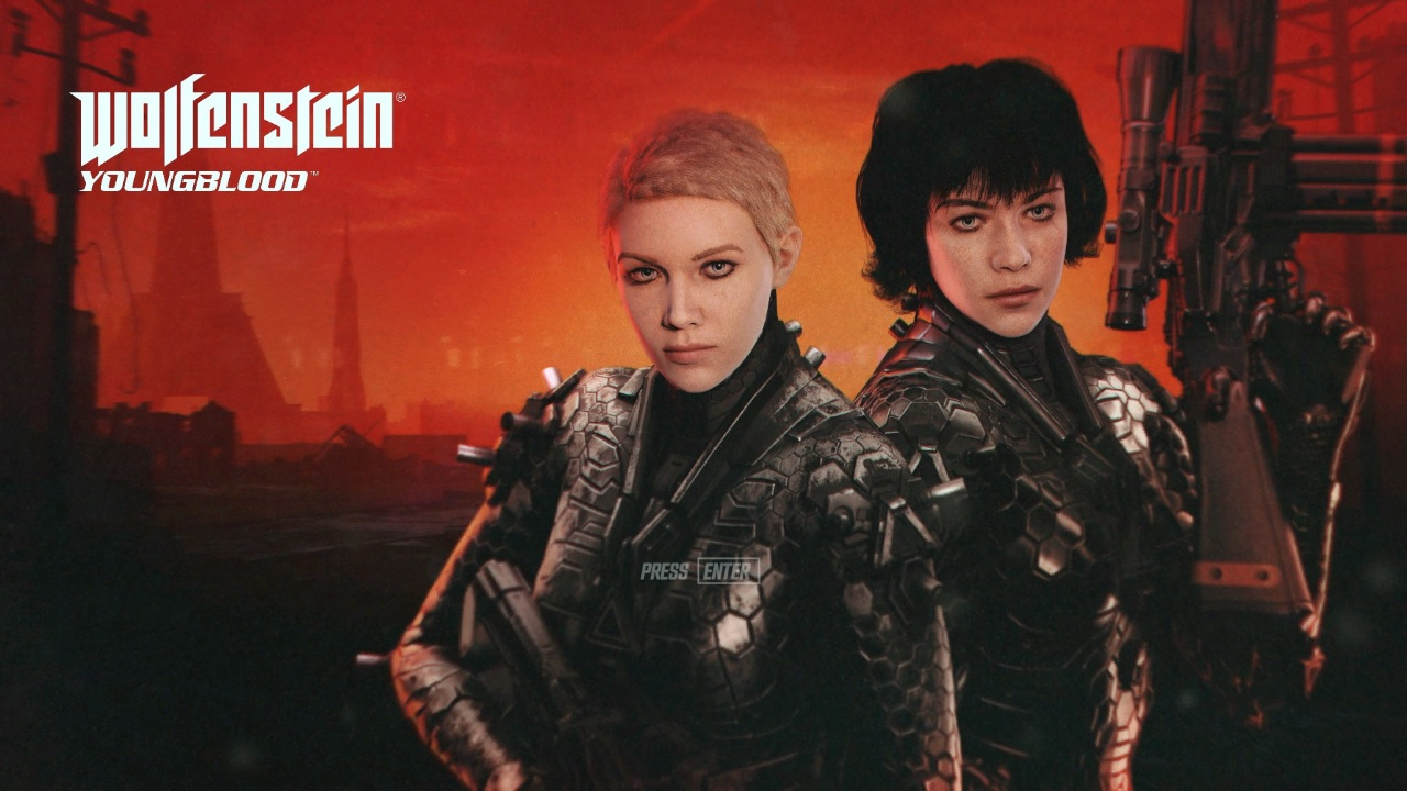Wolfenstein: Youngblood | Pixel Vault