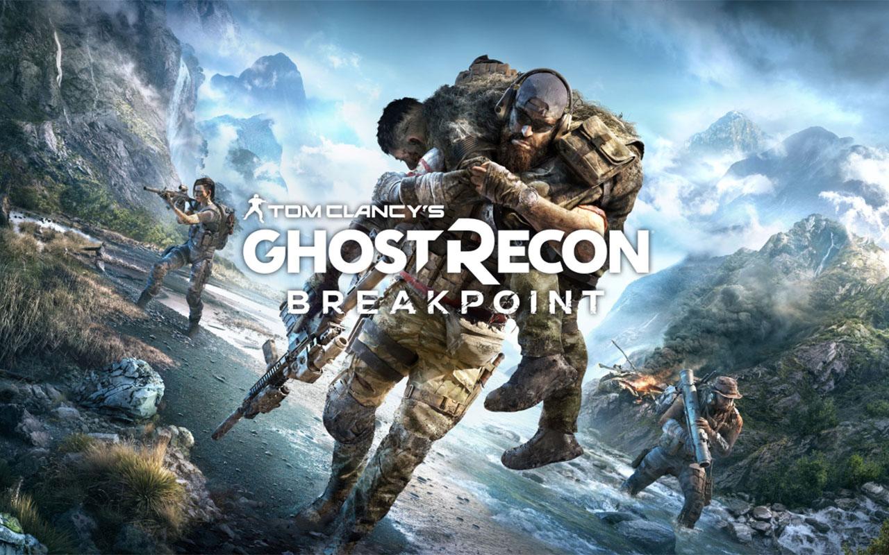 Ghost Recon Breakpoint | Pixel Vault