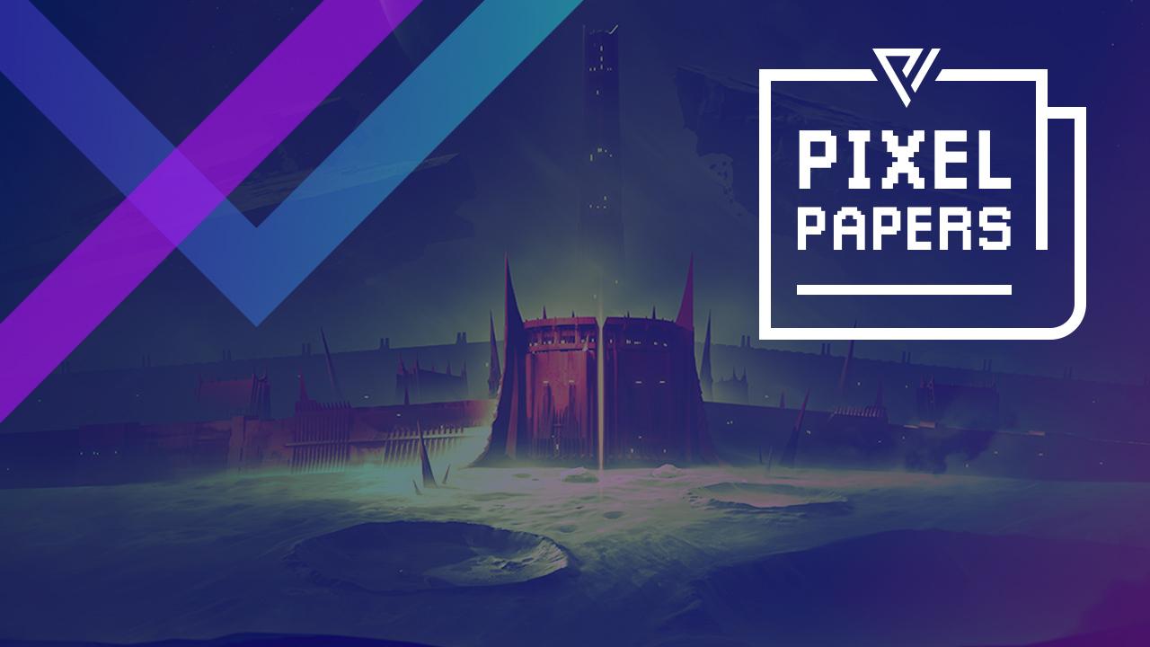 Pixel Papers   Pixel Vault