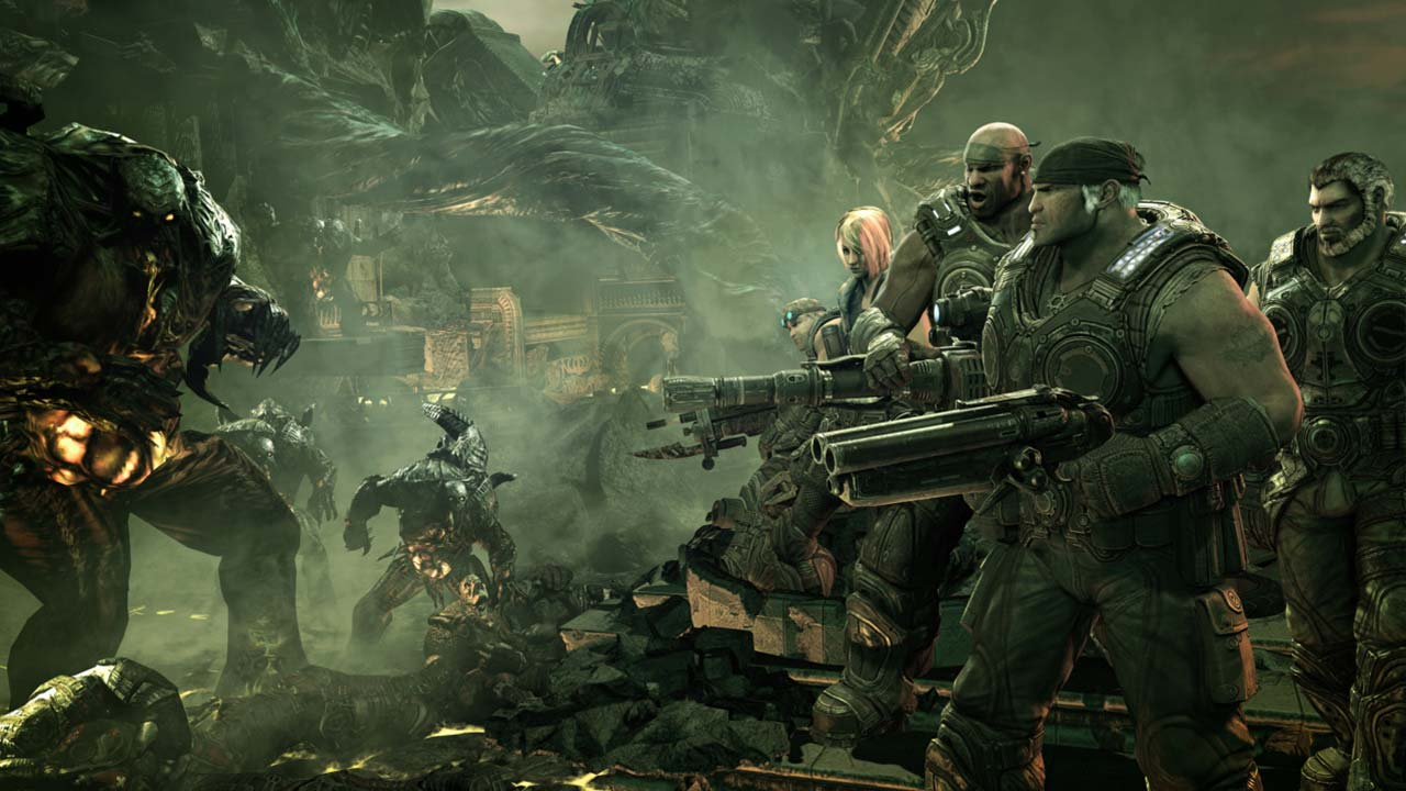 Gears of War 3 | Pixel Vault