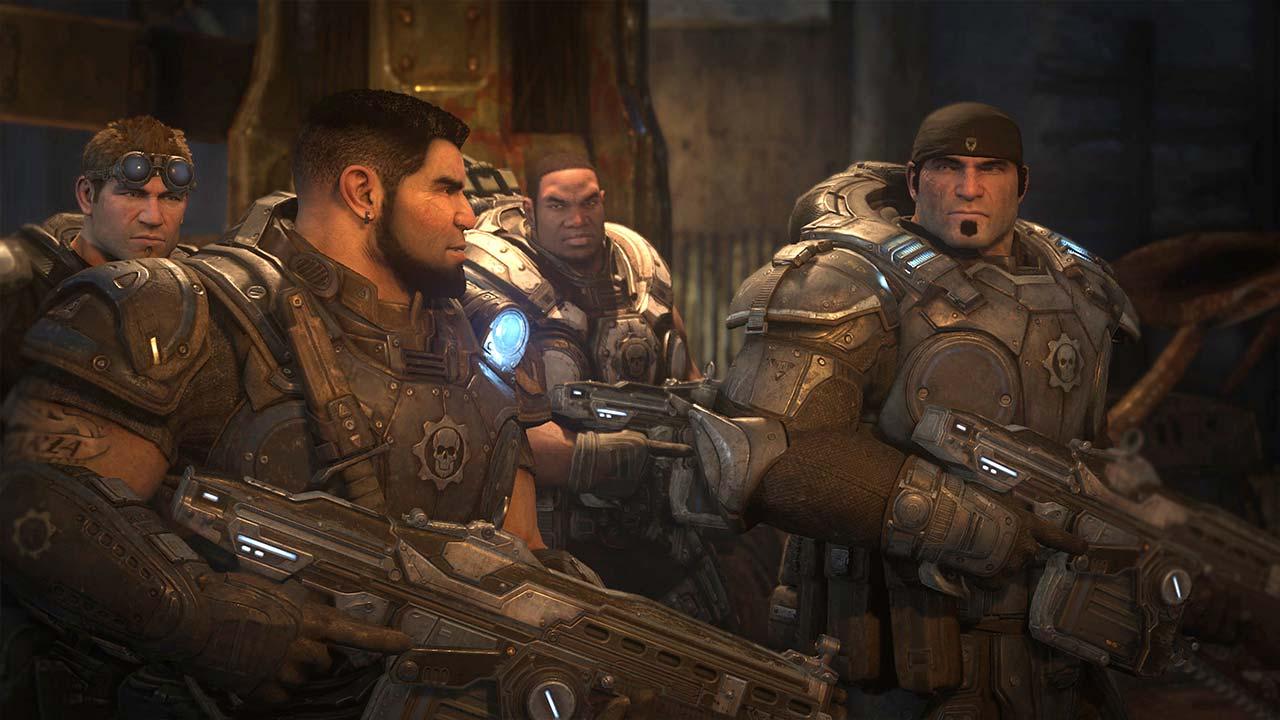 Gears of War | Pixel Vault