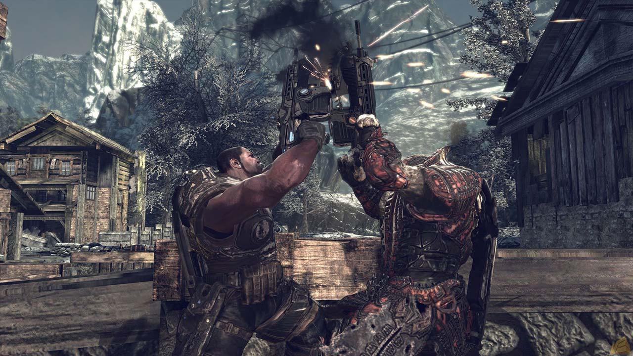 Gears of War 2 | Pixel Vault