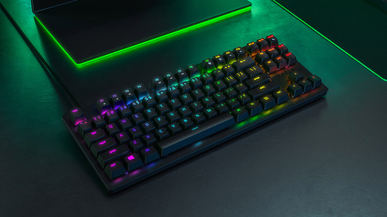 Razer Huntsman Tournament Edition | Pixel Vault