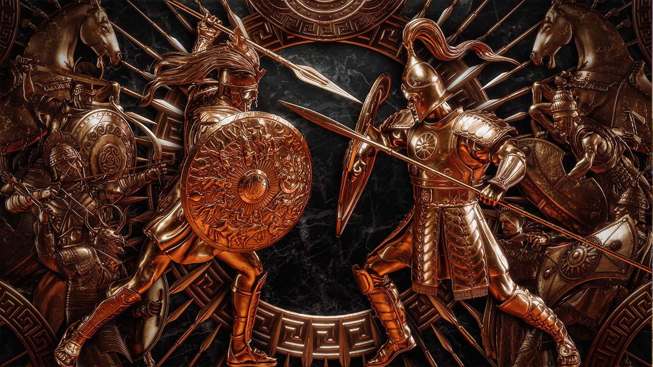 Total War Saga: Troy   Pixel Vault